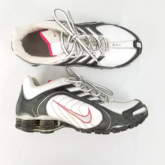 new product c8c6c 0f82c Nike Shox Navina Womens Running Shoes Sz 10.5